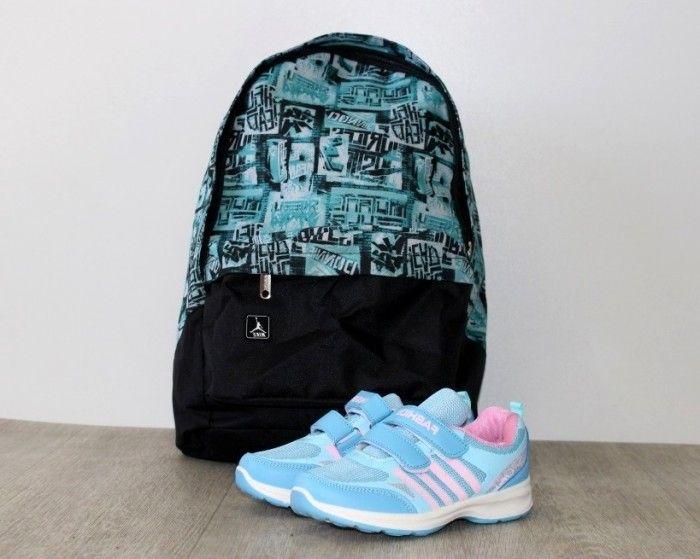 Детская спортивная обувь для девочки в интернет-магазине Сандаль