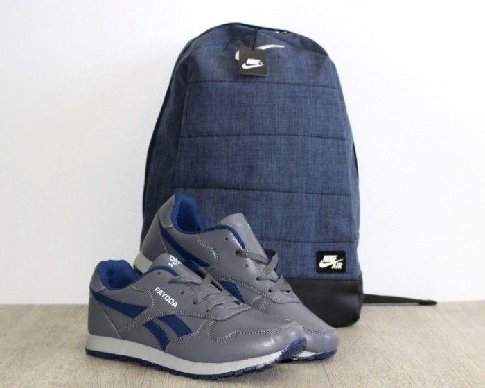 Купить мужские кроссовки Bona 480СВ по распродаже