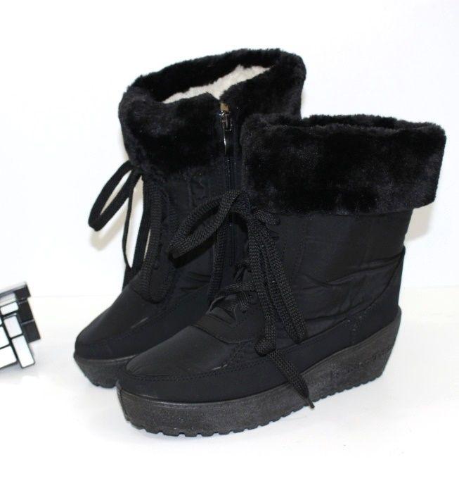Женские зимние сапоги заказать в интернет-магазине обуви в Украине, недорого