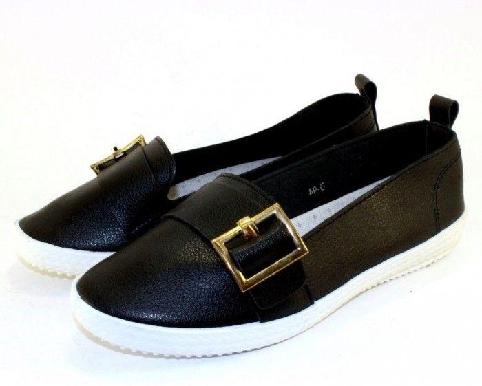 Жіноче взуття - балетки і мокасини за доступною ціною!