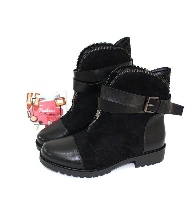 Ботинки весенние и осенние - Классные осенние ботинки 10-2