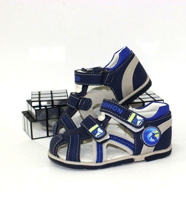 Дитячі босоніжки для хлопчиків в Запоріжжі, купити дитяче взуття річну
