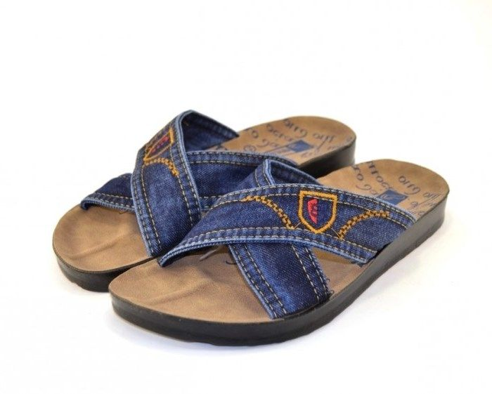 Мужские шлепанцы - скидки на обувь от второй пары.