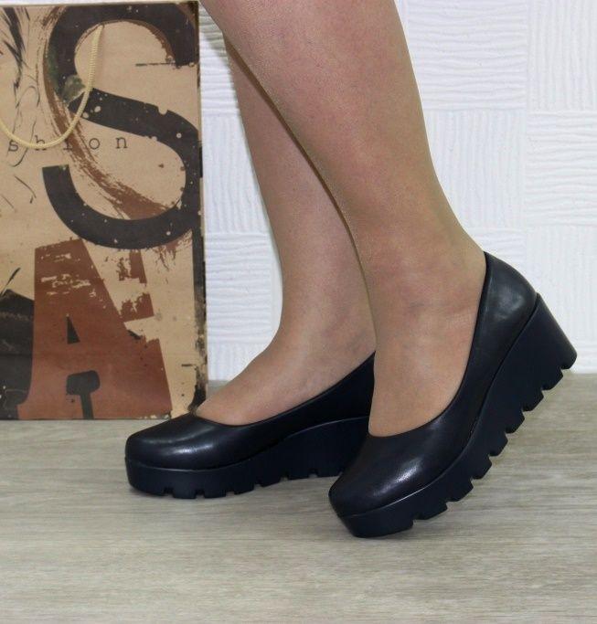93b0f405a70a Недорогая женская обувь, туфли на танкетке в Запорожье