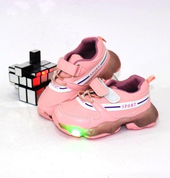Купить детские кроссовки для девочки недорого
