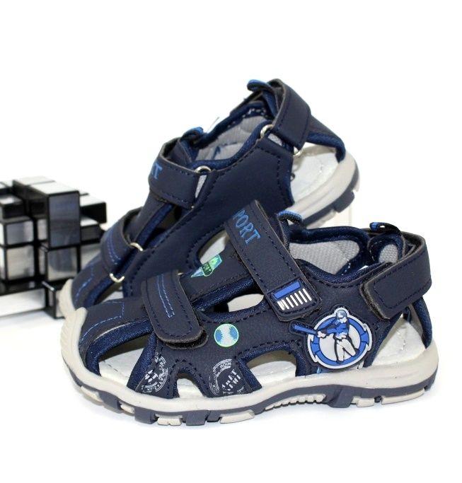 Купити дитяче взуття для хлопчиків, дитячі босоніжки для хлопчика, акції, взуття в Києві