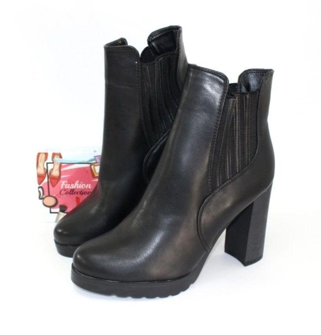Стильна жіноче взуття осінь-весна