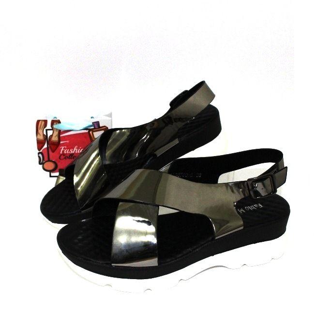 Босоножки женские джинсовые дёшево, распродажа летней обуви, летняя обувь, обувь дропшиппинг