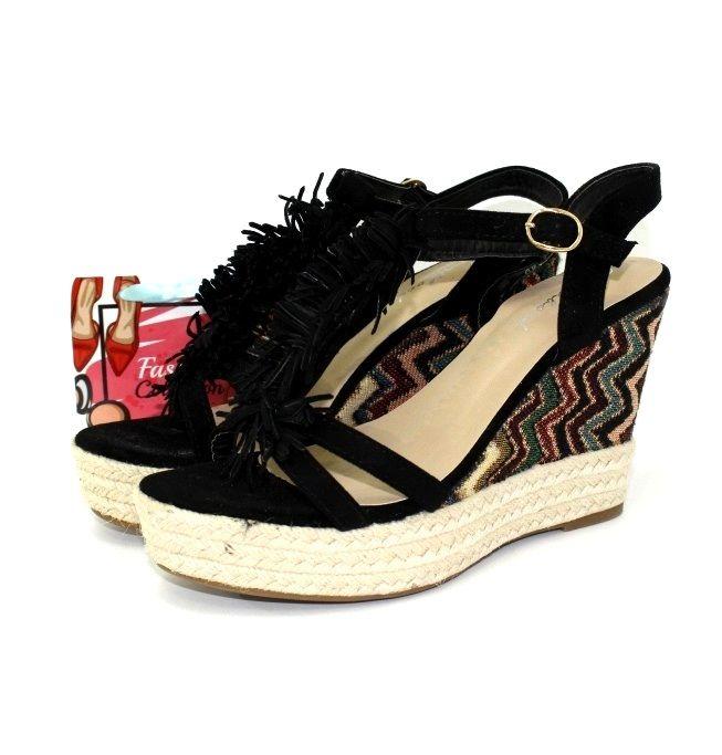 купити жіночі модельні босоніжки літні на підборах шпильці недорого річна жіноче взуття