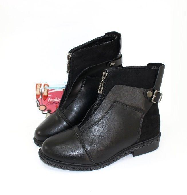 Ботинки весенние и осенние - Мега модные ботинки 162-74
