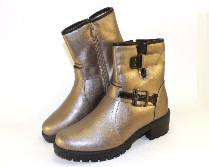Супер стильные и модные зимние ботинки в наличии!