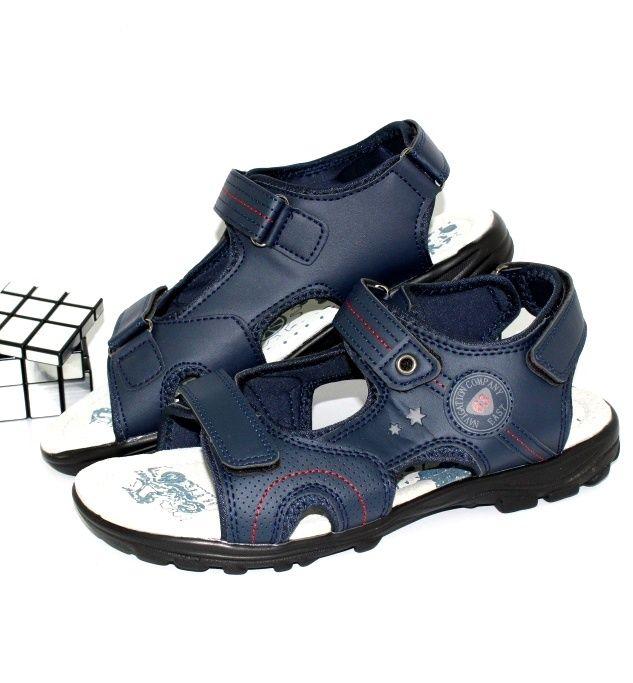 Взуття для хлопчиків - підліткові сандалі до 41 розміру!