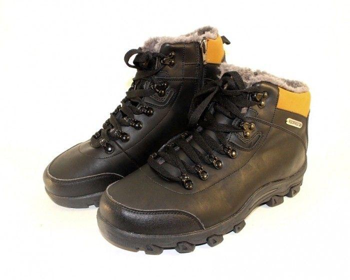Ботинки зимние, купить ботинки зимние, обувь зимняя мужская, купить мужскую обувь