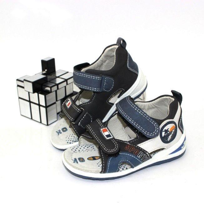 Купити дитячі босоніжки в Запоріжжі, літнє взуття для хлопчиків, якісна літнє взуття для хлопчиків