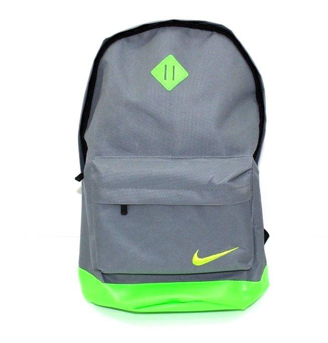 Купить Рюкзак 2001-grey-green недорого Украина, сумки, рюкзаки, клатчи