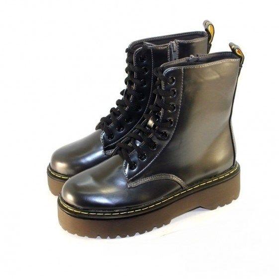 Ботинки весенние и осенние - Качественные демисезонные ботинки 2115 серебро