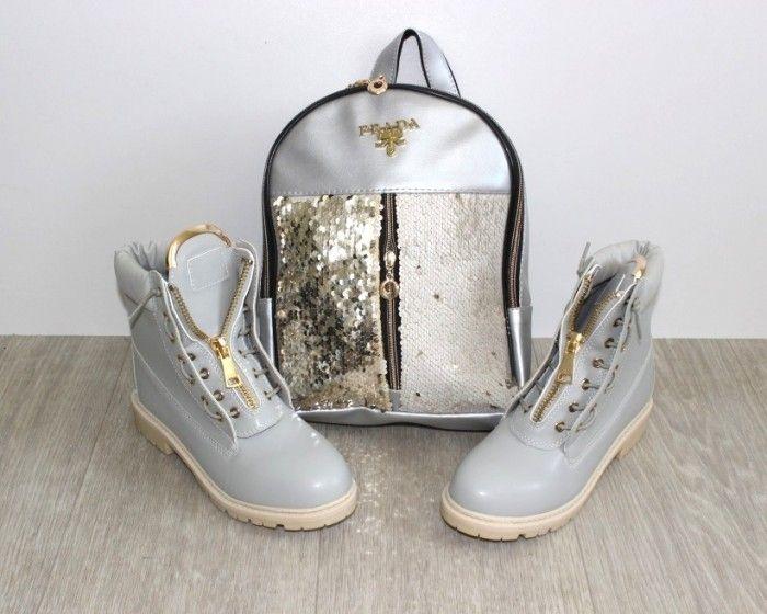 Купить Модный классный рюкзак 2608-1. недорого Украина, сумки, рюкзаки, клатчи
