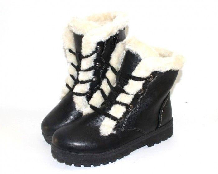 Классные зимние ботинки Obuvok-2A - купить зимнюю обувь
