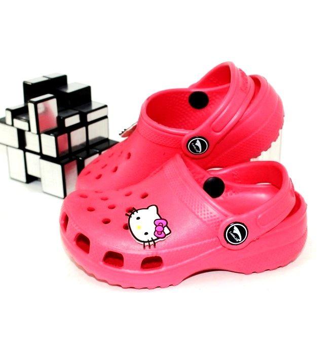 Крокси для дівчаток, купити крокси, крокси недорого
