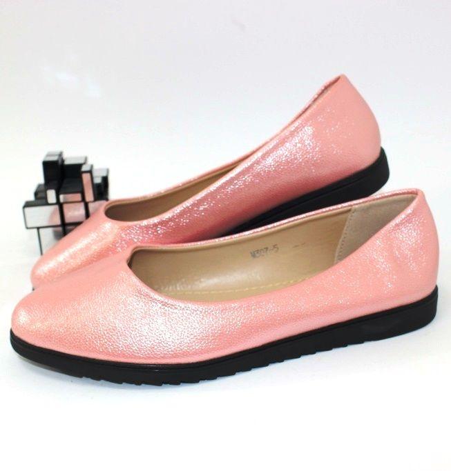 Женские балетки M307-5 - купить женскую обувь в интернет-магазине