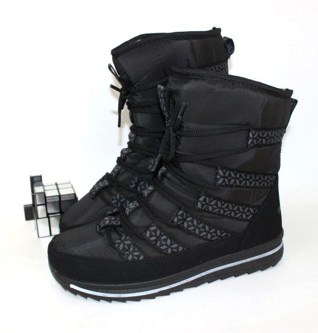 Комфортные дутики на шнуровке 3101 - стиль, комфорт, удобство.
