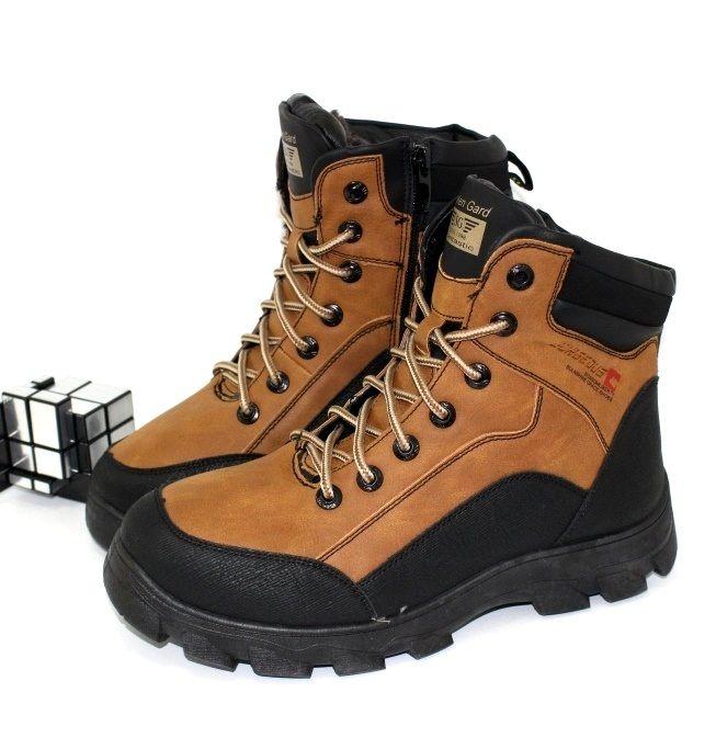 Мужская зимняя обувь Запорожье, купить мужские зимние ботинки, мужские ботинки Украина, купить мужскую обувь