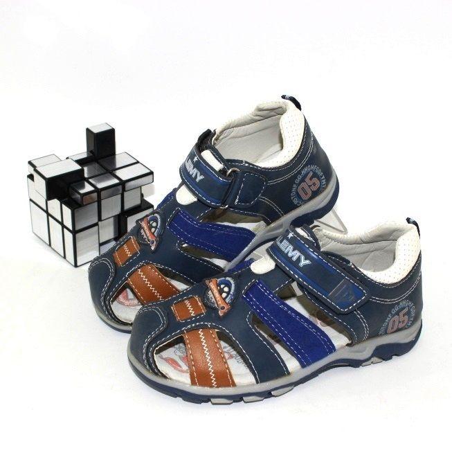 Купити якісні босоніжки для хлопчика, дитячі босоніжки в сандалях