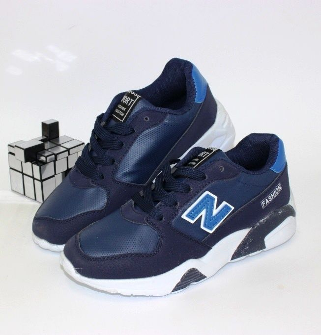 Подростковые кроссовки 402-blue - в интернет магазине детских кроссовок для подростков