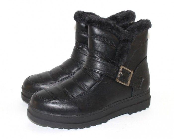 Ботинки женские комфорт зима 5149-1 - купить зимнюю обувь