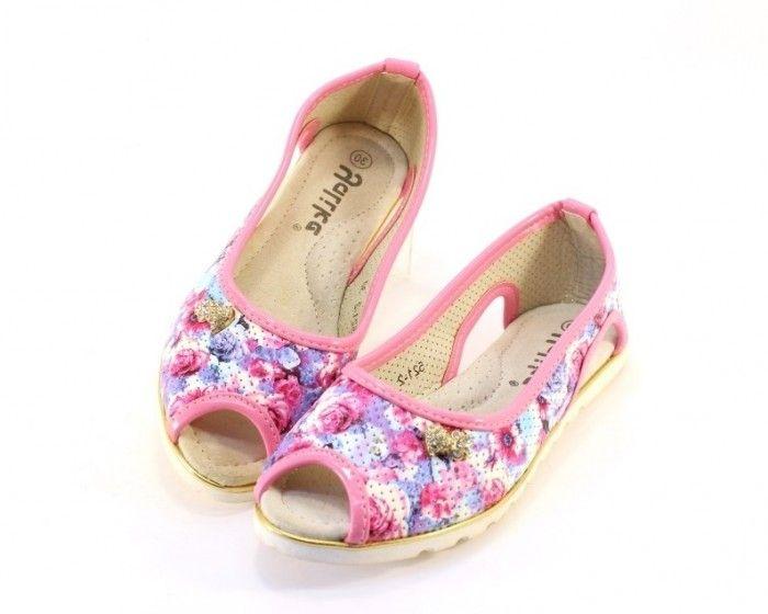 Детские туфли для девочек - детская обувь в Украине