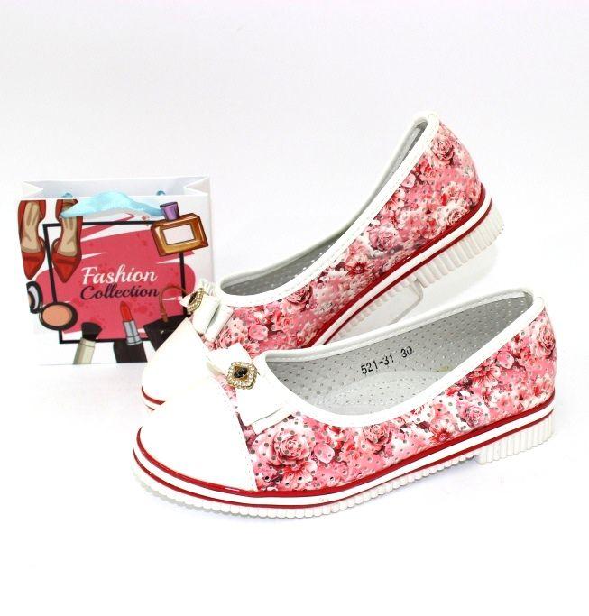 Мокасины для девочки с перфорацией, летняя обувь для девочки, купить детскую обувь
