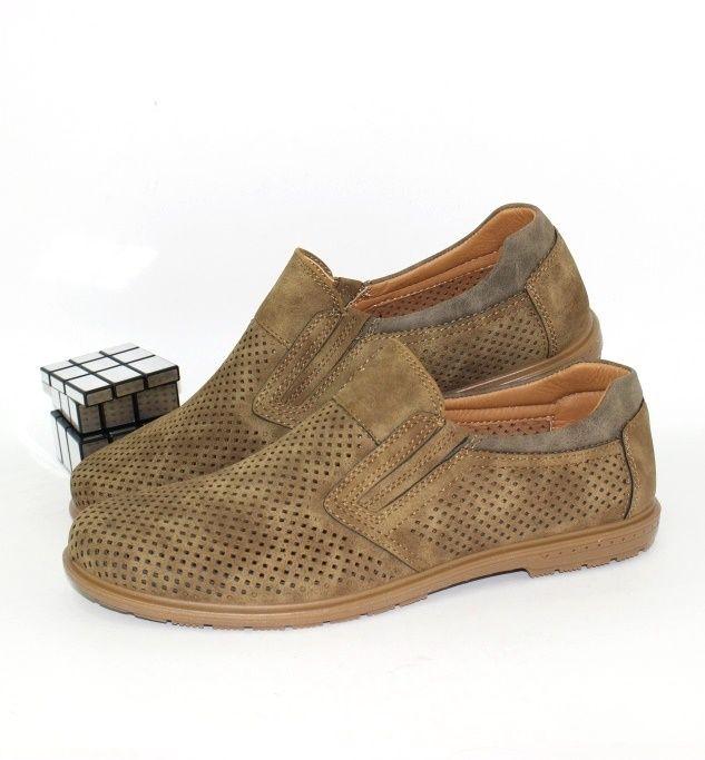 Мужские летние туфли 5437-6 - купить мужские туфли в интернет-магазине в Запорожье, Одессе, Харькове.