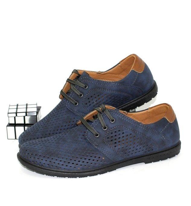Чоловічі літні туфлі 5450-8 - купити чоловічі туфлі в інтернет-магазині в Запоріжжі, Одесі, Харкові.