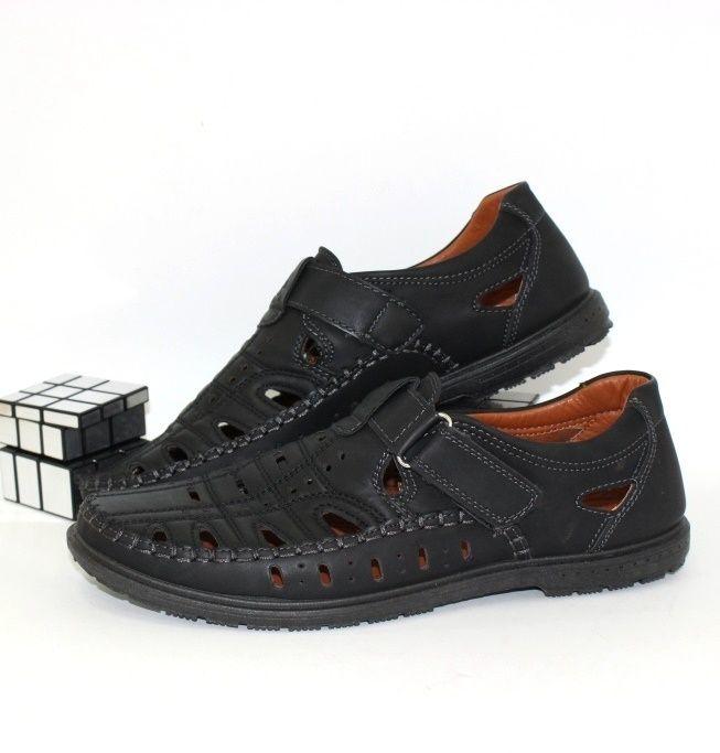 Мужские летние туфли 5456-1 - купить мужские туфли в интернет-магазине в Запорожье, Одессе, Харькове.