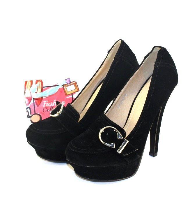 Модельні туфлі на високих підборах недорого, купити туфлі на підборах в Запоріжжі, жіночі туфлі Україна