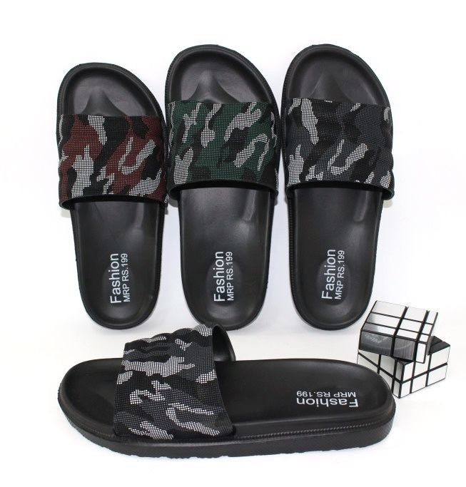 купить мужские шлепанцы недорого дешевая летняя обувь