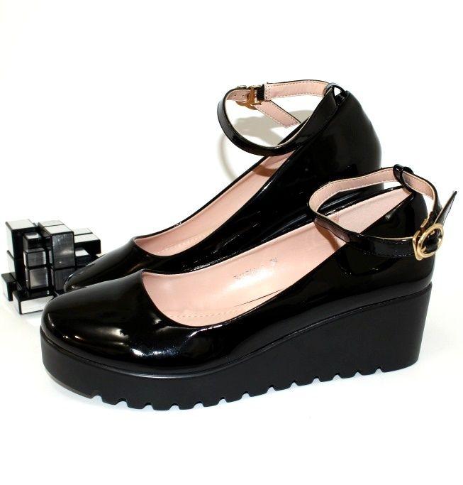 Туфли женские BJ6216-1 - женская обувь недорого, туфли женские скидки