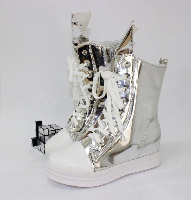 Ботинки весенние и осенние - Ультра модные ботинки 6999