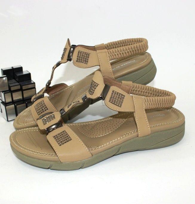 Женские босоножки без каблука, купить босоножки для женщин, летняя обувь Украина, дропшиппинг