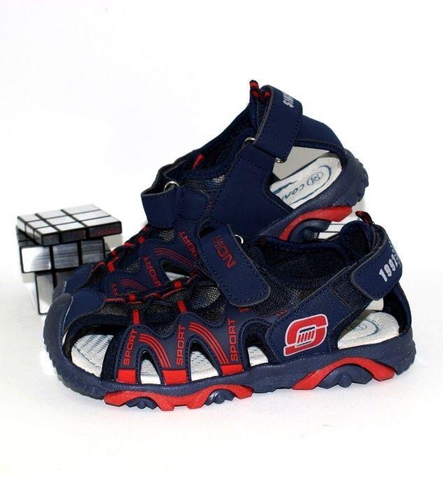 Босоніжки літні для хлопчика купити недорого в інтернет магазині сандаль запорожье