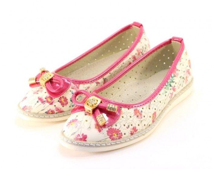 Балетки - детская обувь онлайн дешево
