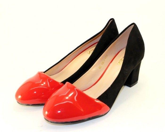 купити туфлі шпилька недорого відкритий носок