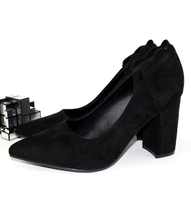 Туфли женские KJ803-1 - туфли на шпильке, туфли в украине, туфли со стразами