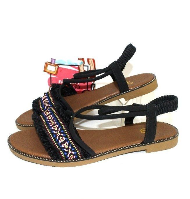 Босоножки женские 2046 дёшево, распродажа летней обуви, летняя обувь, обувь дропшиппинг, обувь Польша