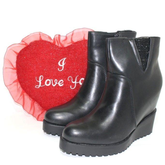 Женские ботинки - качественная польская обувь для Вас!