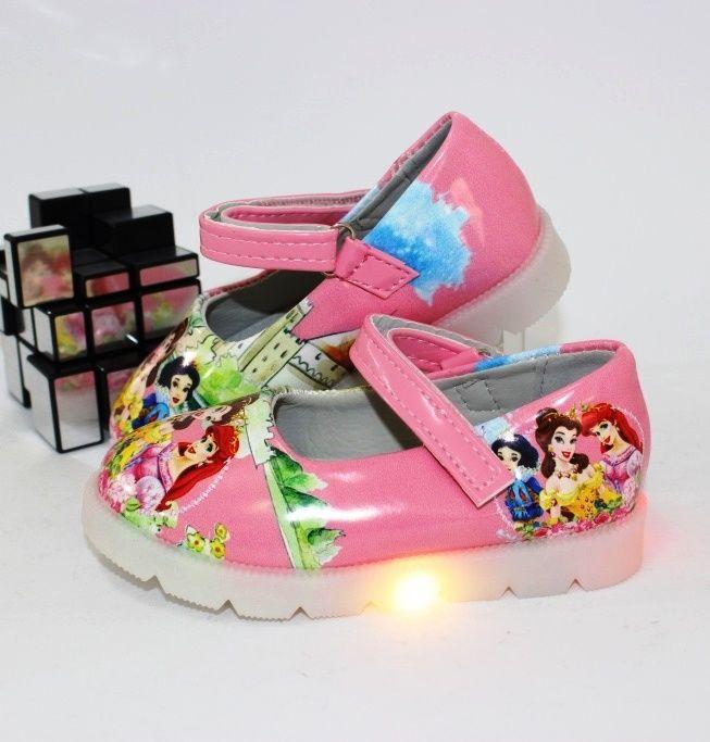 Дитяче взуття - туфлі для дівчаток з доставкою по Україні!