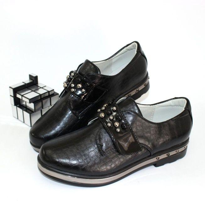 Школьные туфли для девочек, школьная обувь недорого