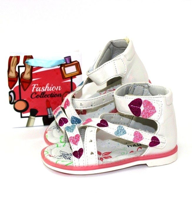 Обувь детская - босоножки для девочек по низким ценам!