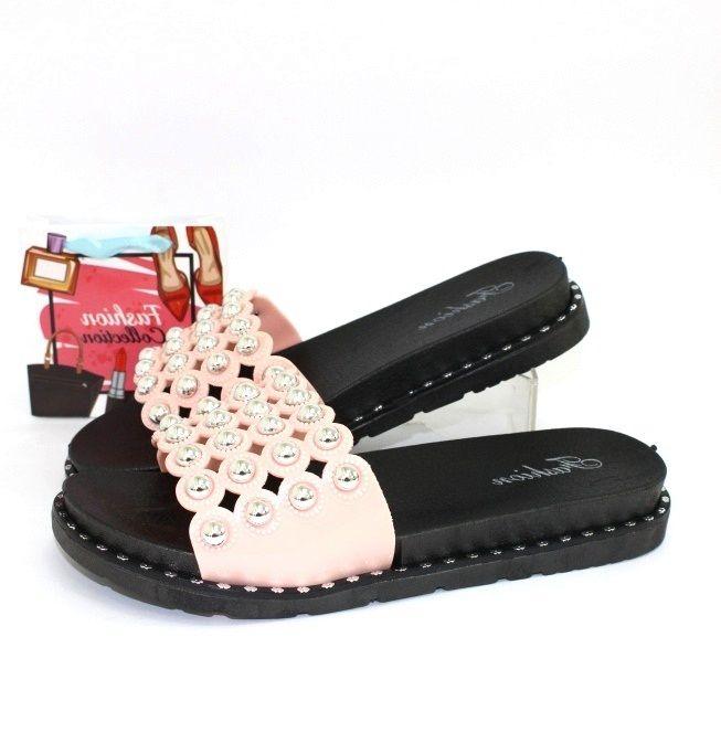 Купити модну пляжну взуття, жіноча силіконова взуття, купити силіконові шльопанці в Запоріжжі