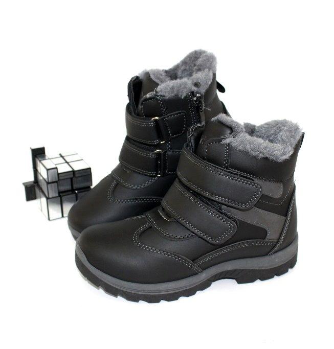 Купити підліткову зимове взуття, дитячі черевики зимові, дитяче взуття Запоріжжя